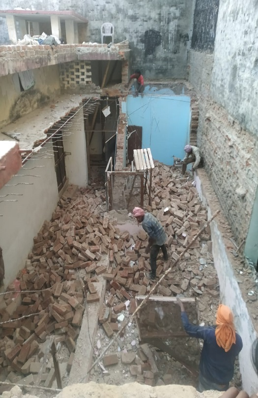 labor contractor in Lucknow